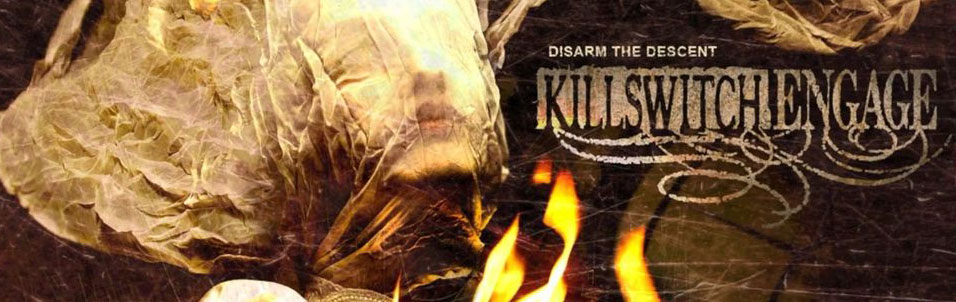 "Killswitch Engage releases Official Video for new Single ""In Due Time"""