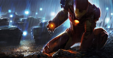 Iron Man 3 coming 3rd of May