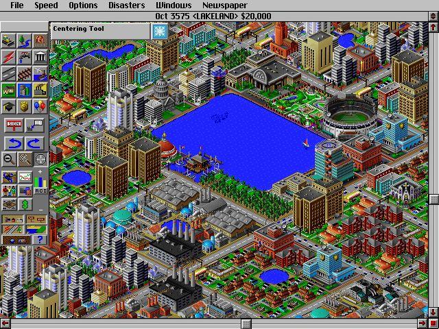 SimCity+2000