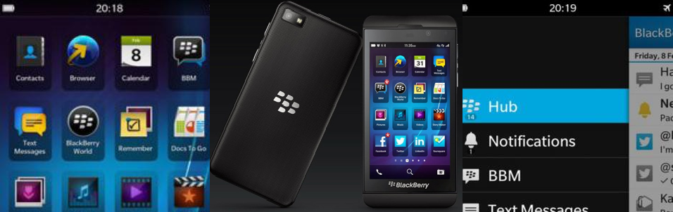 Is BlackBerry Back? – Z10 vs Galaxy S4