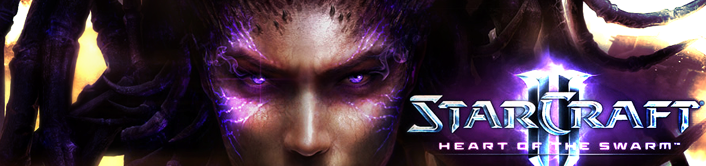 Get ready for the Zerg Rush, Star Craft 2 Heart of the Swarm!