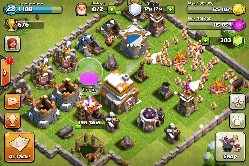 2Clash of Clans 1