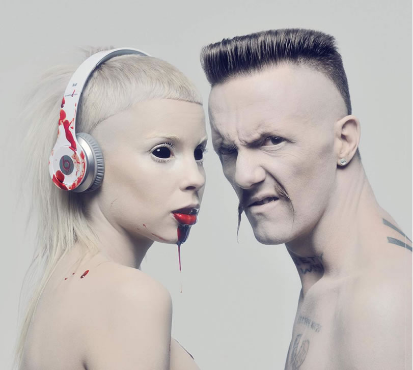 'Die Antwoord' Makes Chappie Movie Set a Living Hell