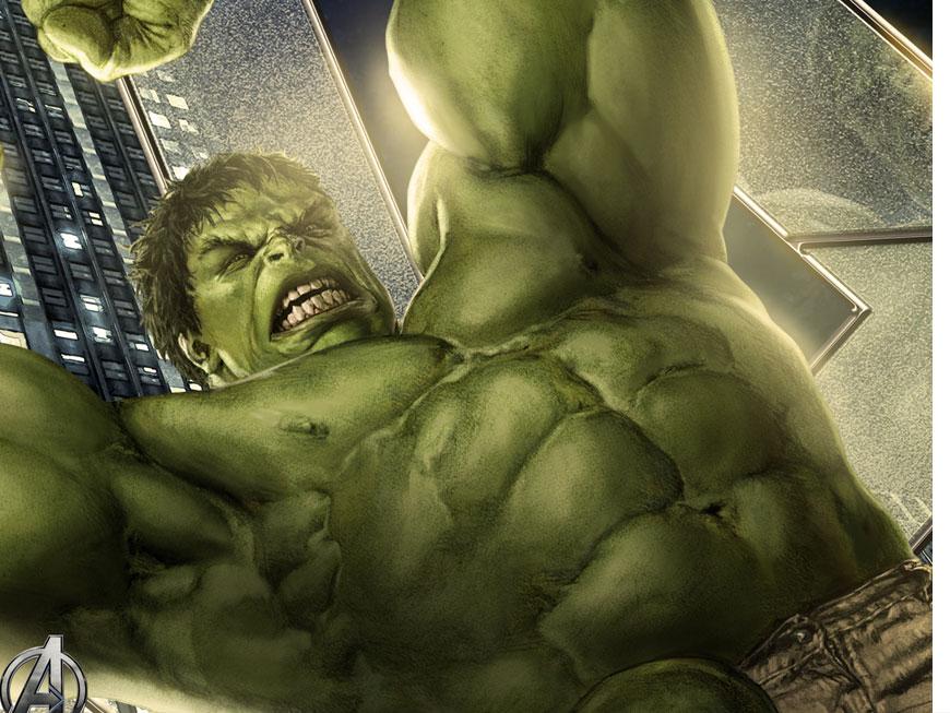 Hero-Hulk