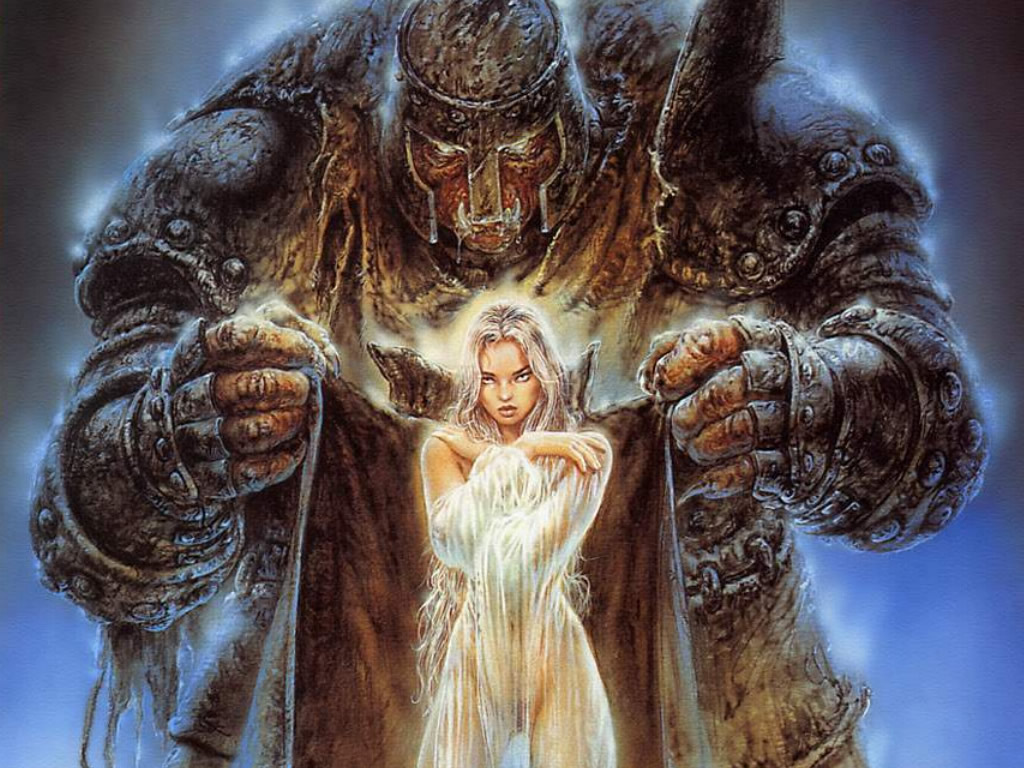 Luis Royo Wallpapers Luis Royo Desktop Wallpapers