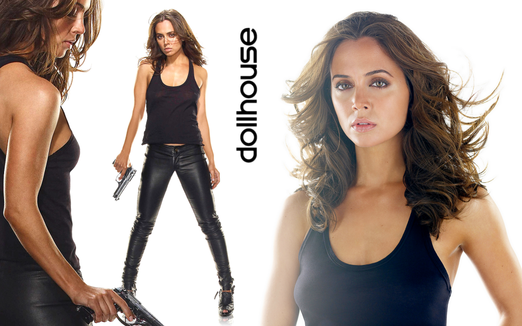 Eliza Dushku as Echo