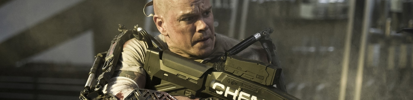 Elysium – Starring Matt Damon – Trailer