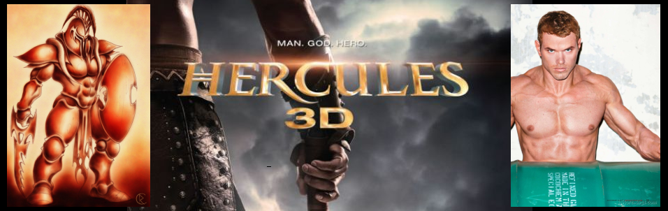 'Twilight' Star Kellan Lutz to Lead 'Hercules 3D'