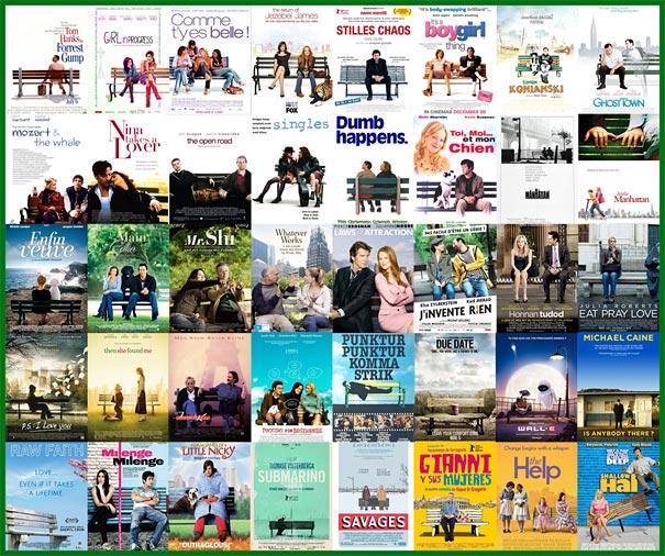 movie poster cliches geekshizzle