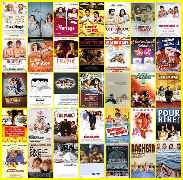Collage of Movie Posters Movie-poster-cliches-5