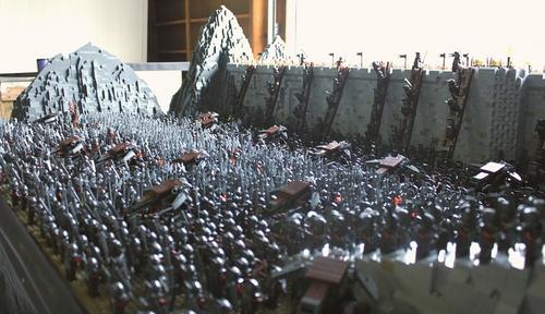 Helms Deep LEGO 8