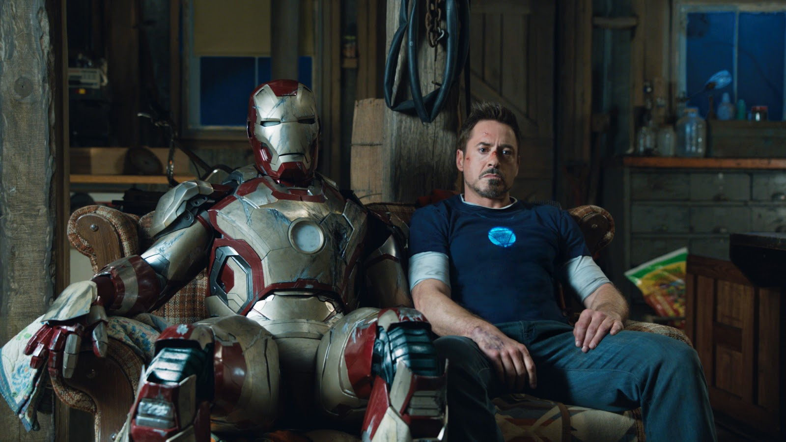 "Robert Downey Jr Says ""No Plan for a Fourth Iron Man"""