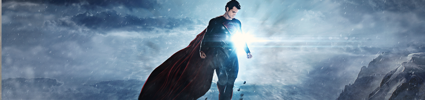 Epic New Superman 'Man of Steel' Trailer