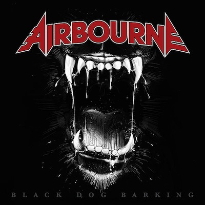 Airbourne: Black Dog Barking – Album Review