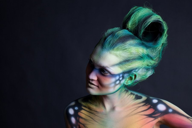 body paint aliens 3