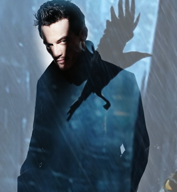 Luke Evans cast as The Crow