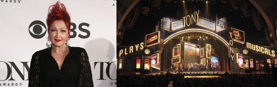 "Cyndi Lauper's ""Kinky Boots"" Tony Award Winner"
