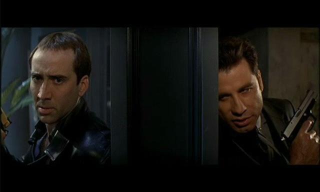 John Travolta vs Nicolas Cage