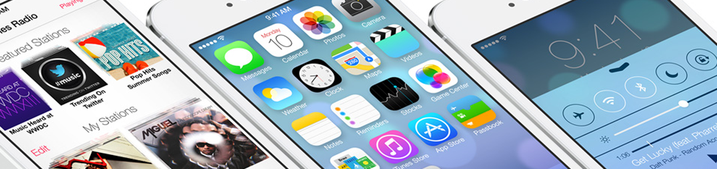 iOS 7 Beta adds more cool features