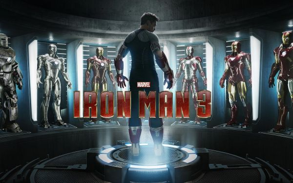 Robert Downey Jr. Wants to Return for 'Iron Man 4'!