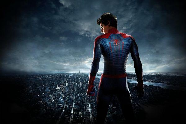 Peter Parker (a.k.a Spider-Man) - Andrew Garfield