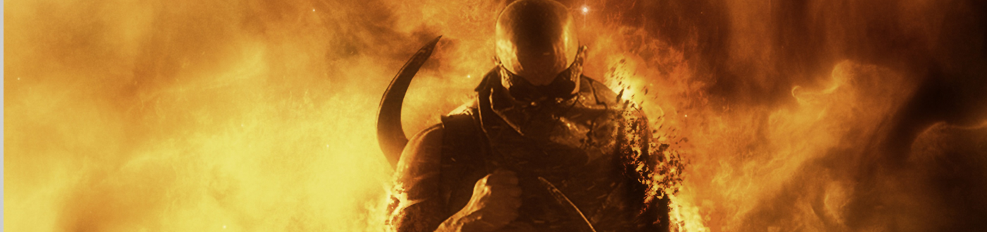 New Riddick Trailer Does Not Impress