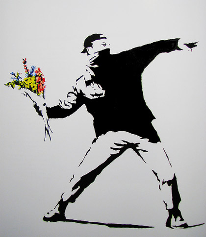 Complete Banksy Art Infographic