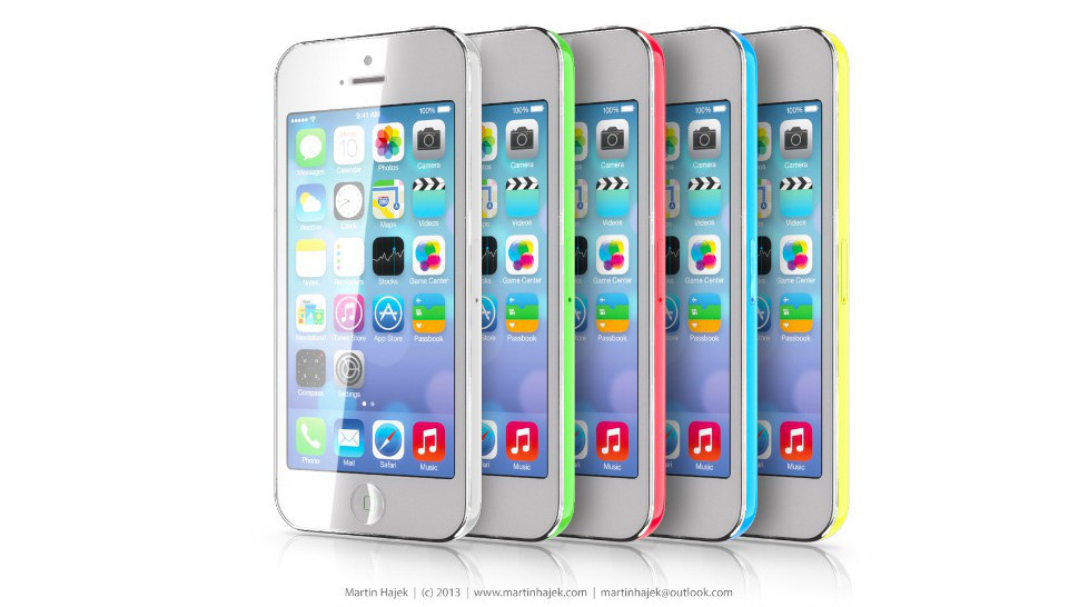 Apples Budget IPhone 5S Sporting IOS 7