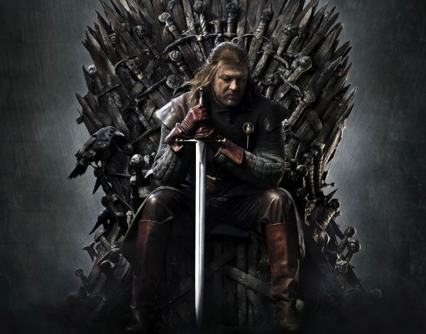 HBO is Selling Life Size Replicas of the Iron Throne - GeekShizzle