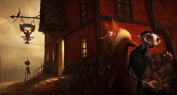 Guilermo del Toro's Pinocchio
