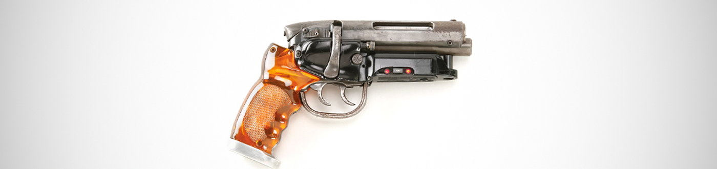 13 Famous Guns from Sci-Fi Movies