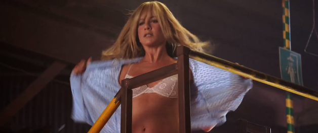Hilarious Red Band Trailer for Jennifer Aniston's Stripper Movie