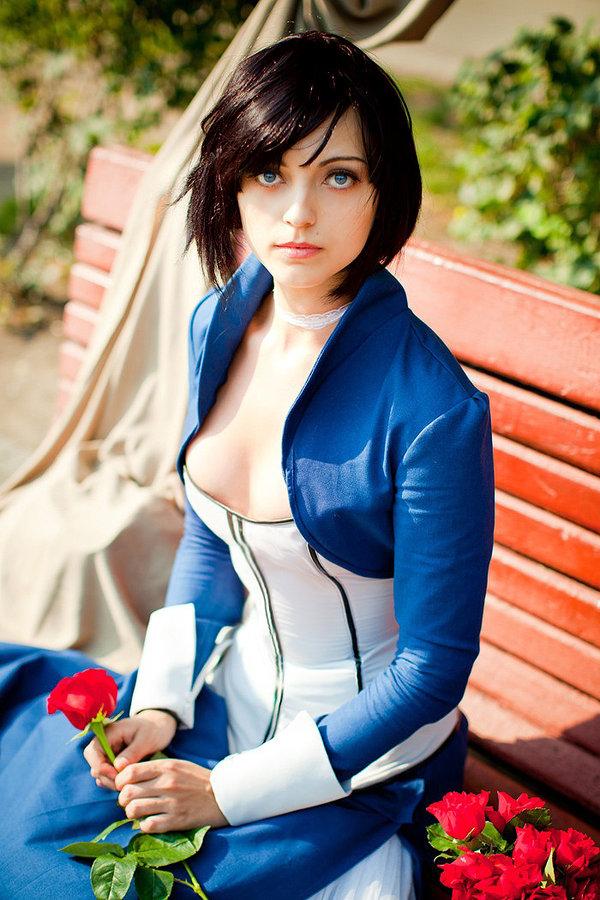 "Anna ""Ormeli"" Moleva – Cosplay Hottie lands a Job with BioShock Infinite"