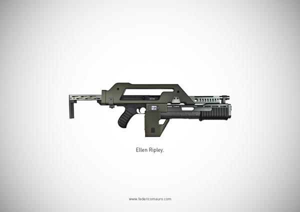 famous guns 11