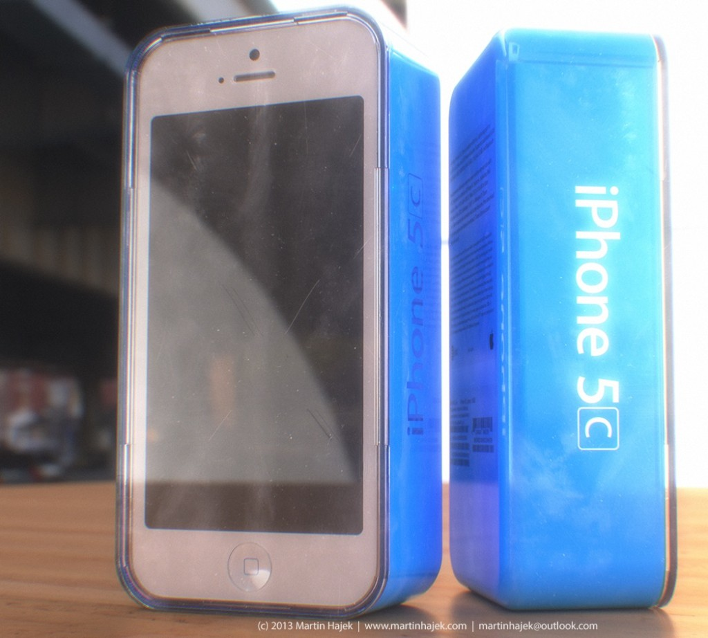 iPhone 5C Boxed at $99?