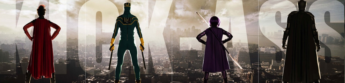 Kick-Ass 2 Trailer and Posters Revealed