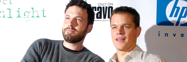 Ben Affleck and Matt Damon to reunite for 'The Trade'?