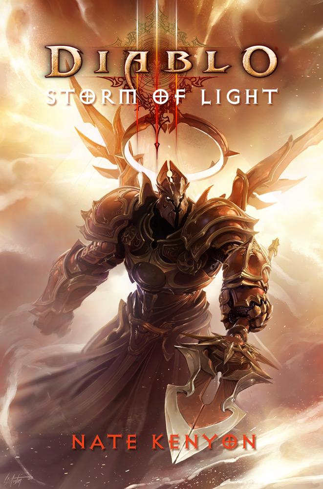 Blizzard announces Diablo 3: Storm of Light Book, pre-order now!