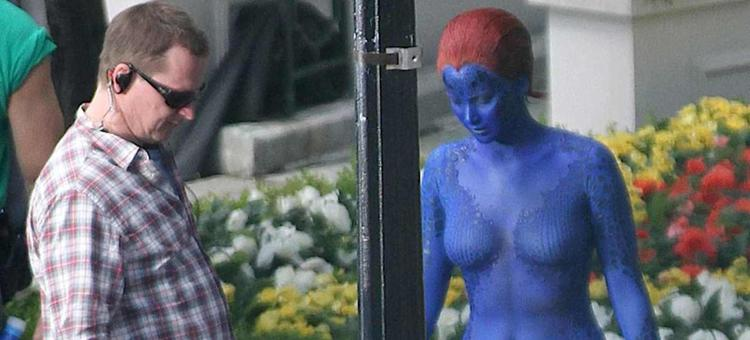 Jennifer Lawrence talks Mystique in X-Men  Days of Future PastX Men Days Of Future Past Mystique Jennifer Lawrence