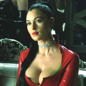 Monica Bellucci Matrix 2