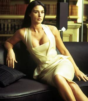 Monica Bellucci Matrix
