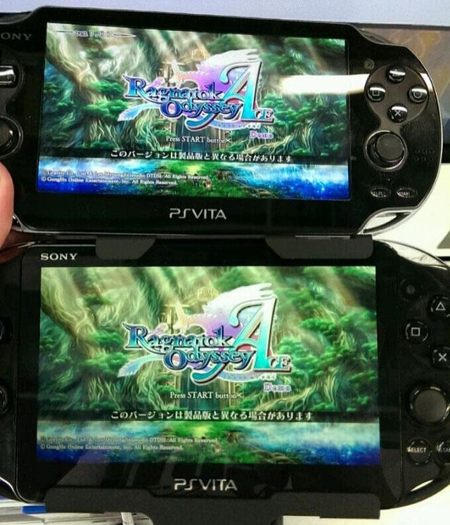 The new PS Vita vs old PS Vita