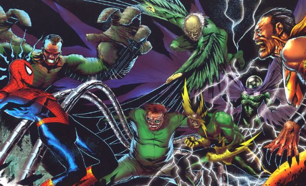 'Sinister Six' Spin-off Movie Announced by Sony