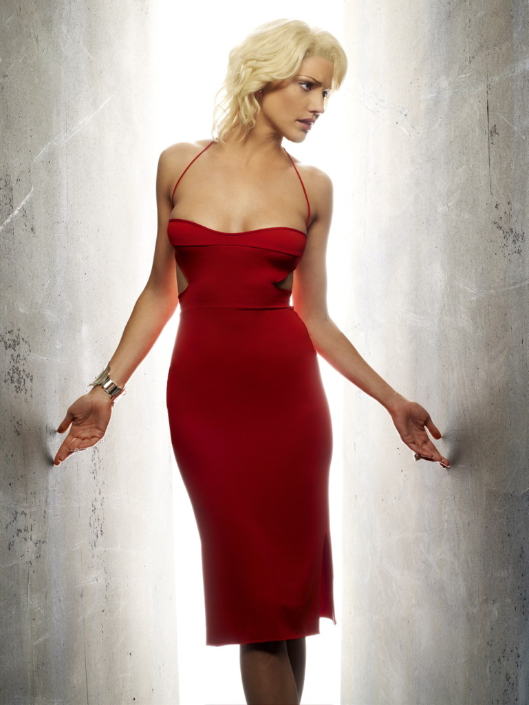 Tricia Helfer as Number 6