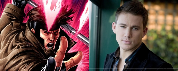 Channing Tatum Met With 'X-Men' Producer to Play Gambit