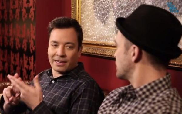 #Hashtag with Jimmy Fallon and Justin Timberlake