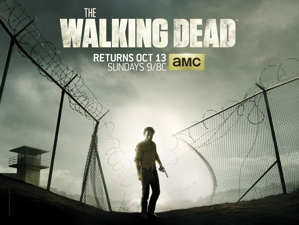 Walking Dead season 4 new poster released