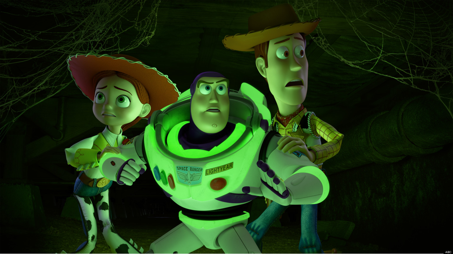 Extended Trailer for Toy Story of Terror