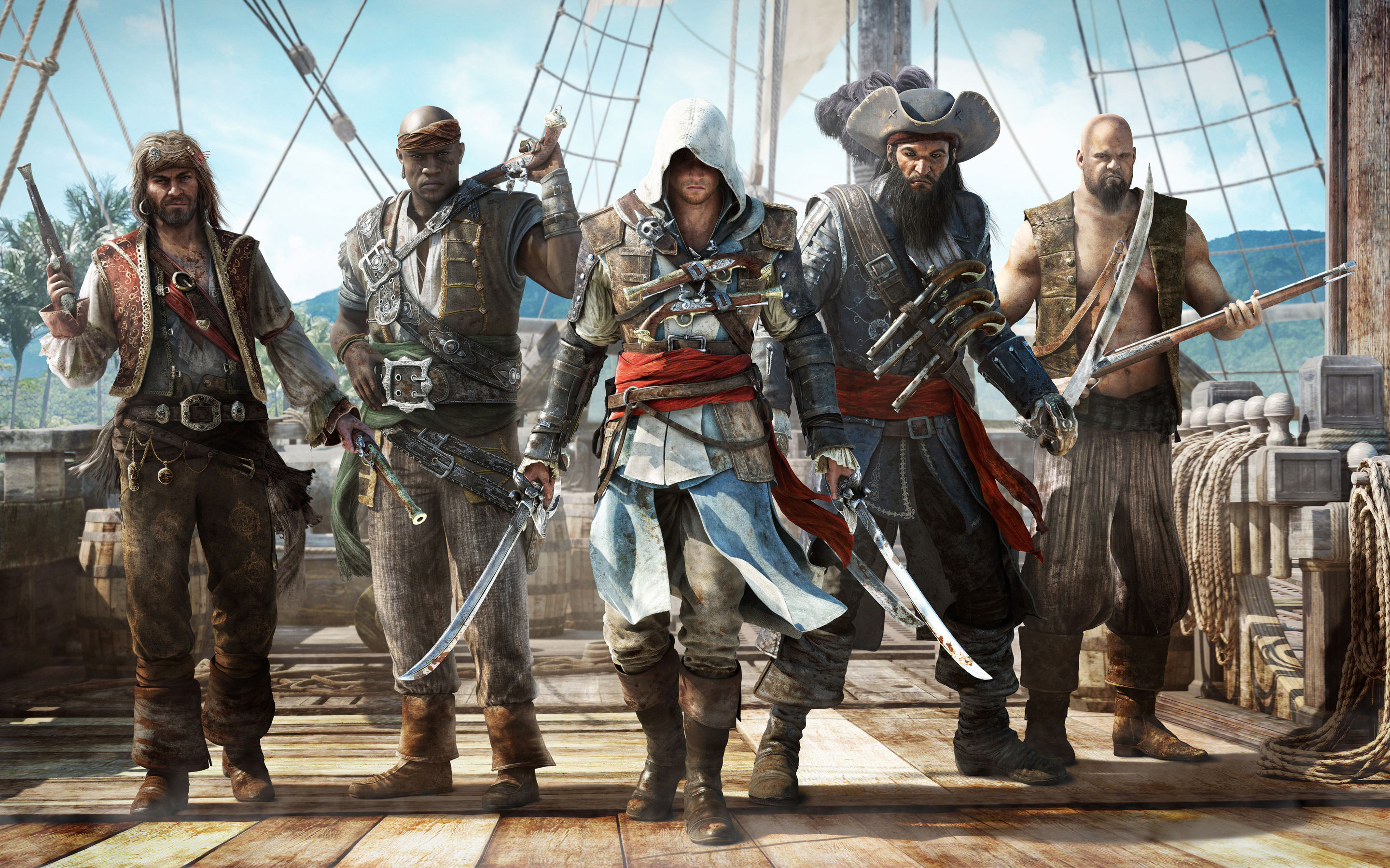 Assassins Creed IV: Black Flag Wallpaper