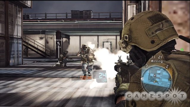 Ghost Recon Future Soldier, 2012